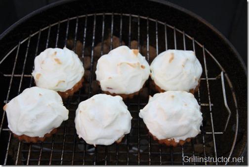 Eis-grillen-Grill-die-Eisbombe-mit-Früchten-Nachspeise (8) (Andere)