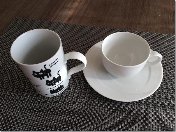 Wie viel ml passen in eine Tasse