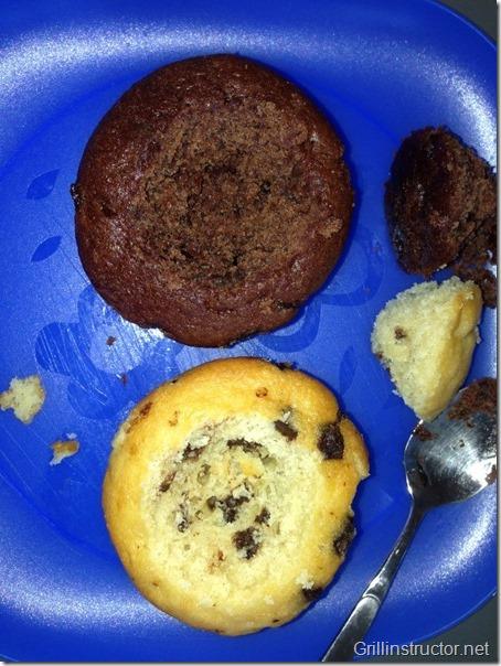 Muffins-mit-Cocos-Nougat-Füllung-unter-Marshmallow-Haube (2) (Andere)