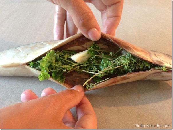 Makrele-grillen (1)