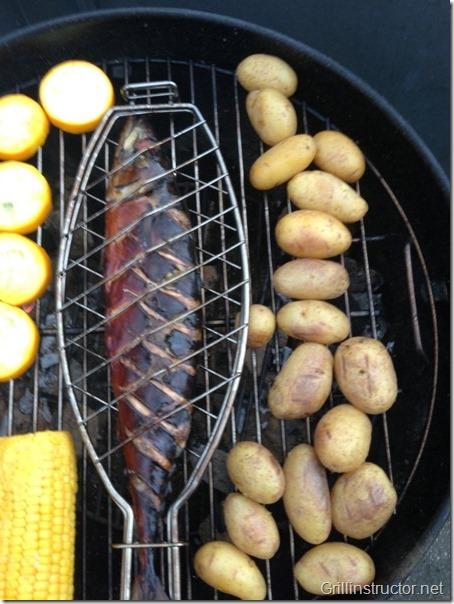 Makrele-grillen (4)