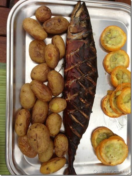 Makrele-grillen (5)