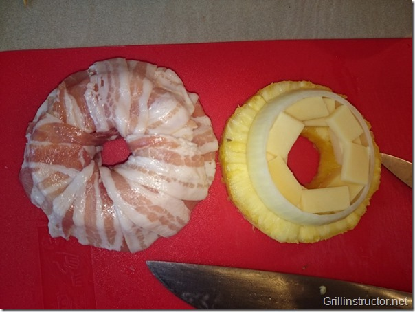 Bacon-Ananas-mit-Käse-Zwiebel-Bacon-Donuts (8)