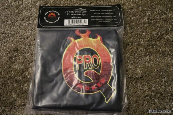 ProQ Smoker Abdeckung im Test (1)