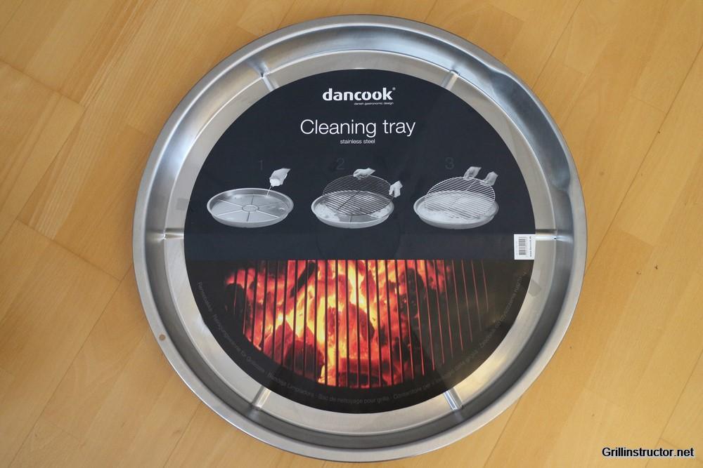 dancook grillrost reinigungsbecken im test. Black Bedroom Furniture Sets. Home Design Ideas