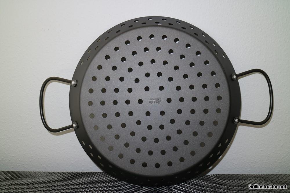 Jamie Oliver Gasgrill Home Test : Gelochte grillpfanne grill wok von jamie oliver im test