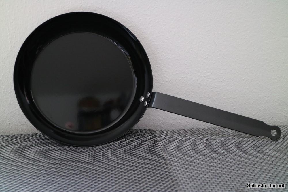 bbq emaille grillpfanne von jamie oliver im test. Black Bedroom Furniture Sets. Home Design Ideas