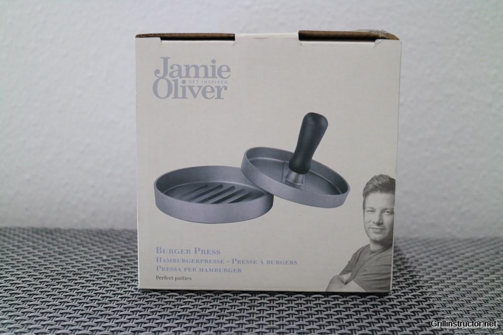 jamie oliver burgerpresse im test. Black Bedroom Furniture Sets. Home Design Ideas