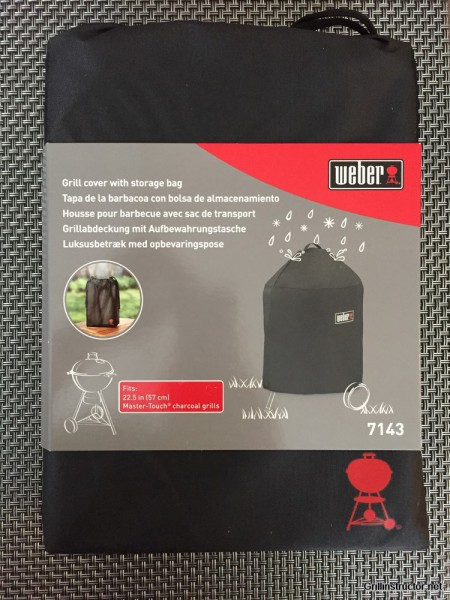 Weber Grill-Abdeckhaube - Premium -Test (1)