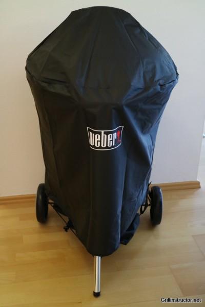 Weber Grill-Abdeckhaube - Premium -Test (5)