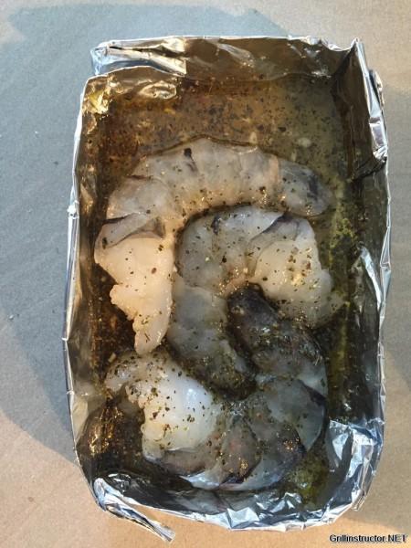 Riesengarnelen grillen - Gambas vom Grill (4)