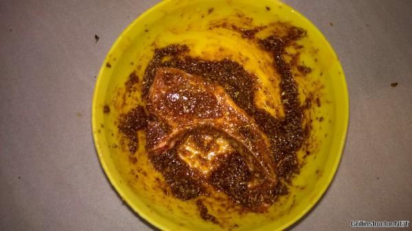 Lammkotelett mit Honig Marinade Rezept - schnell und gut (3)