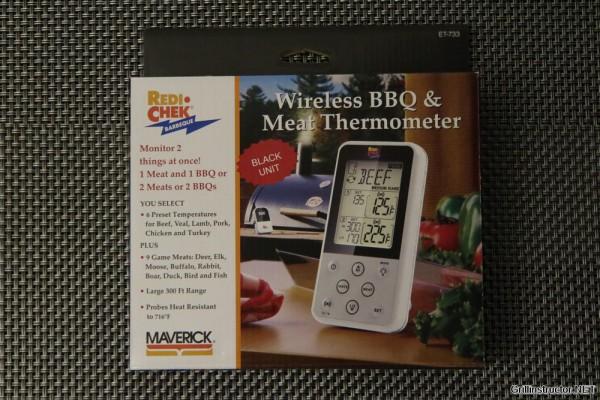 Maverick Thermometer ET-733 im Test (1)