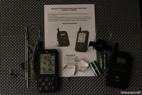 Maverick Thermometer ET-733 im Test (4)