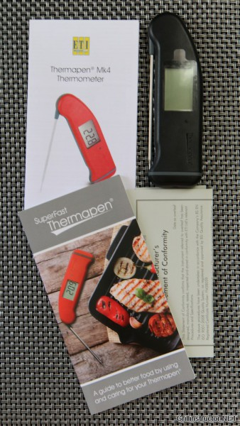 Thermapen MK4 - Digitalthermometer im Test (3)