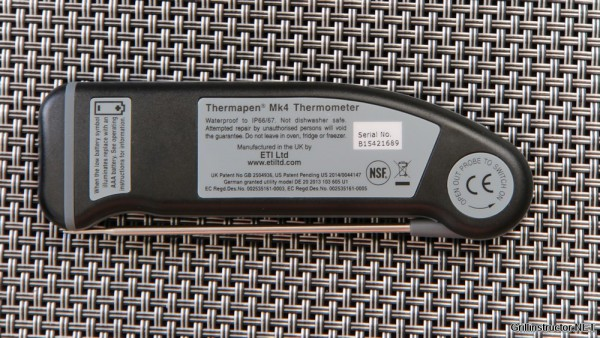 Thermapen MK4 - Digitalthermometer im Test (6)