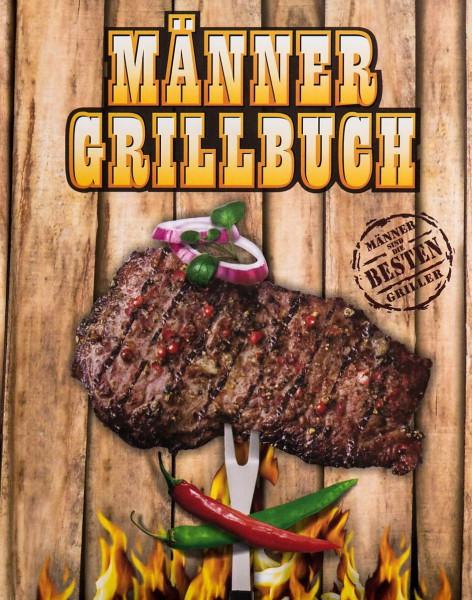 Männergrillbuch - Männer sind die besten Griller - Grill-Buchrezension