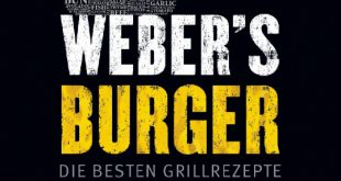 Weber's Burger - Grill-Buchrezension