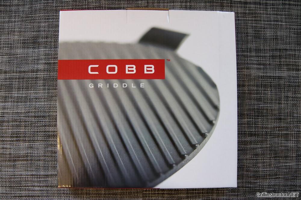 cobb grillplatte griddle plate test. Black Bedroom Furniture Sets. Home Design Ideas