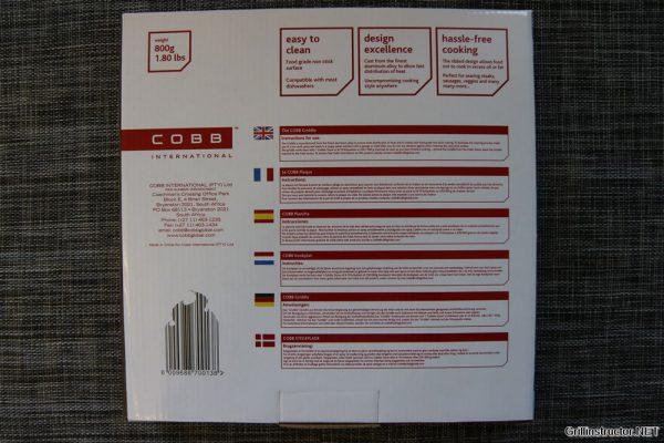 Cobb - Grillplatte - Griddle Plate - Test (2)
