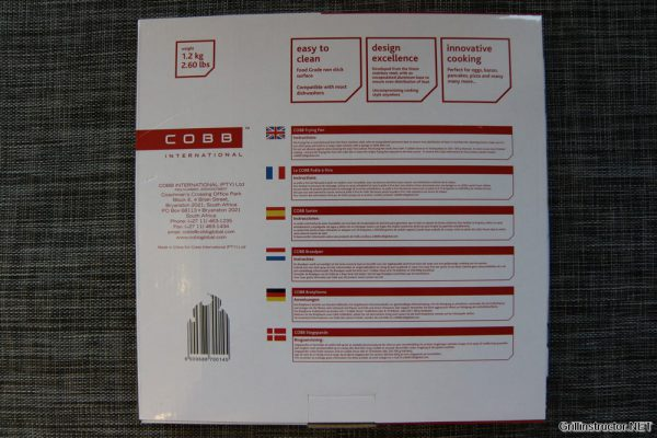 Cobb - Pfanne - Bratpfanne - Test (2)