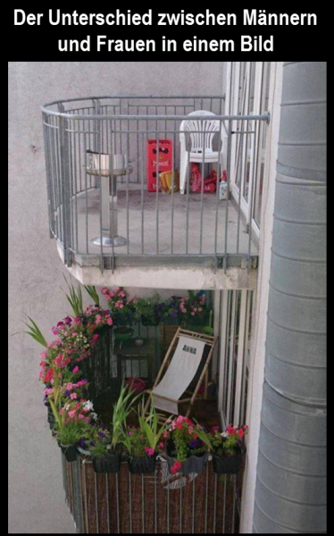 Männer-Balkon-vs-Frauen-Balkon