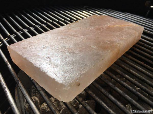 Salzplanke zum Grillen im Test (1)