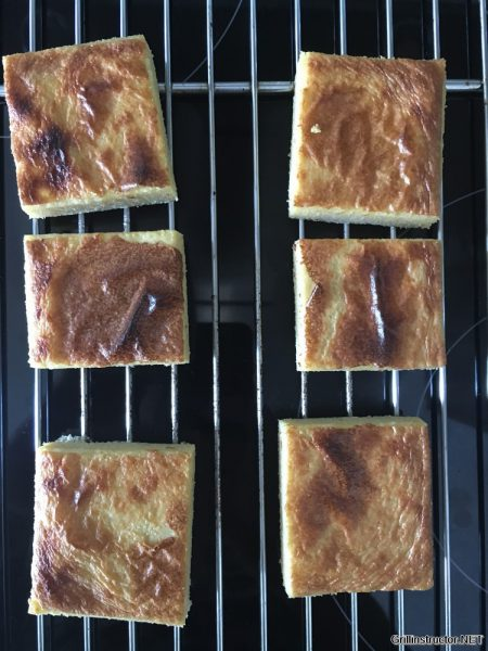 Farinata mit Schinken vom Grill - Rezept (10)