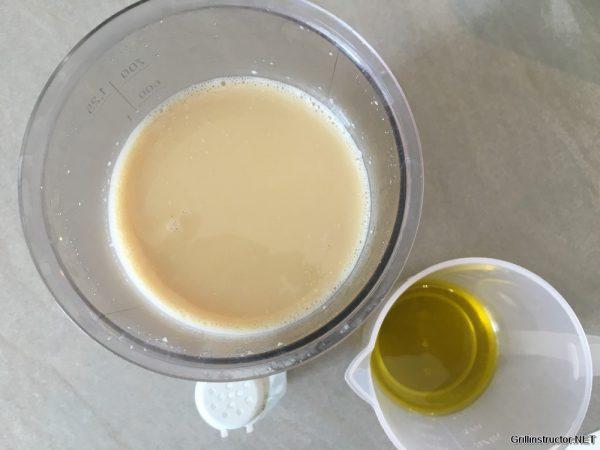 Farinata mit Schinken vom Grill - Rezept (6)