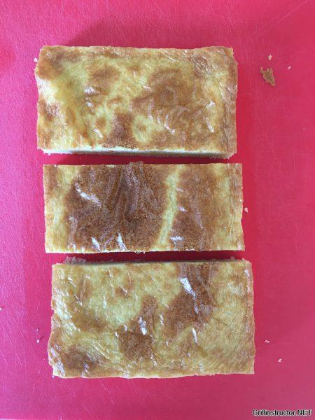 Farinata mit Schinken vom Grill - Rezept (9)