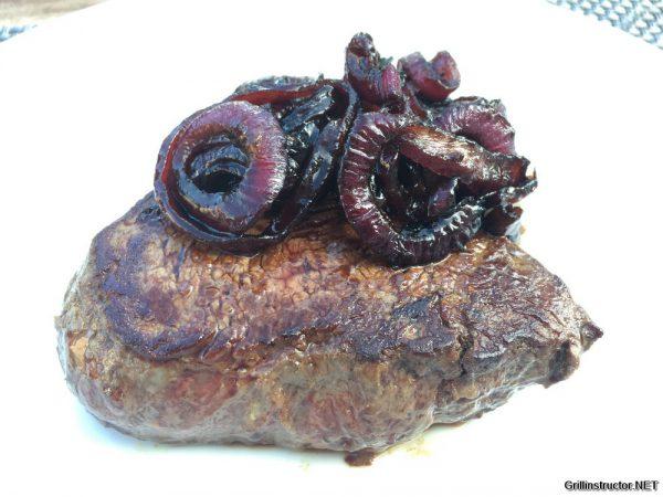 Karamellisierte Balsamico Zwiebeln - Rezept (13)