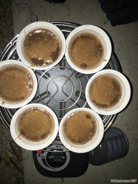 Schokoladen Souffle vom Grill (9)