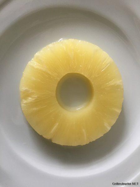 Ananas Burger - grillen - Rezept (1)