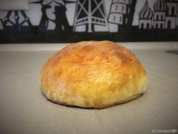 Burger Buns Rezept - das perfekte Hamburger Brötchen (9)