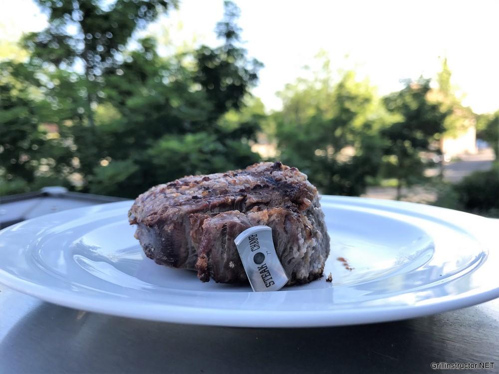 steakchamp edelstahl grill thermometer im test. Black Bedroom Furniture Sets. Home Design Ideas